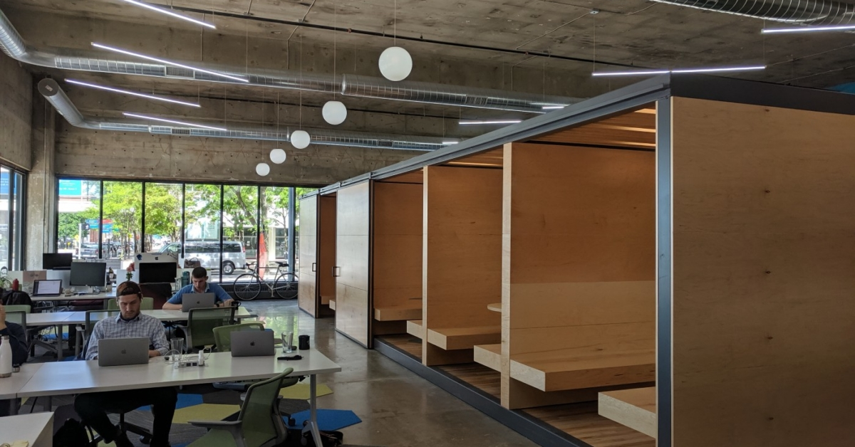 coworking officespace